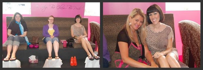 Posh Pedicure Lounge May 27-31, 2011 Giveaway