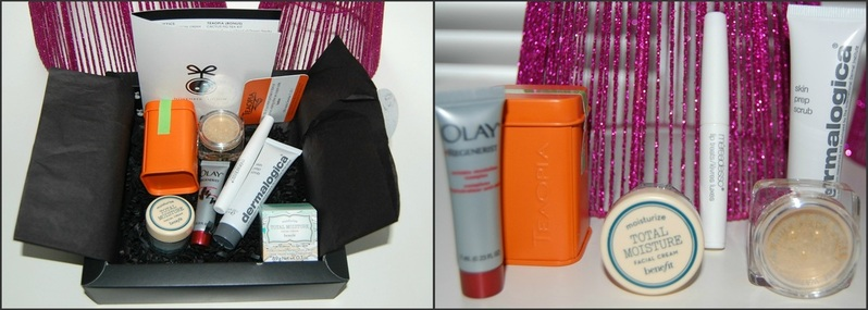 Loose Button Luxe Box Review Dec 1- 7th, 2011 Giveaway