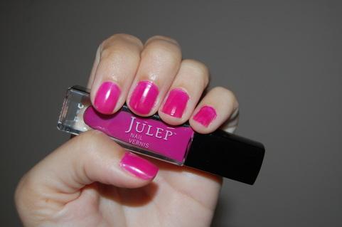 Julep Maven August 27- Sept 3rd, 2012 Giveaway