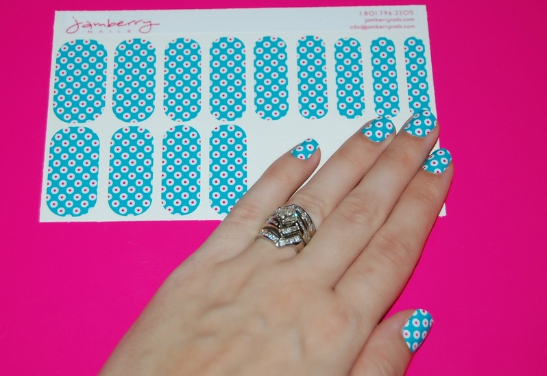 Jamberry Nails January 8th- 12th, 2012