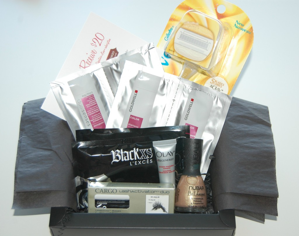 Loose Button Luxe Box for May 2012: