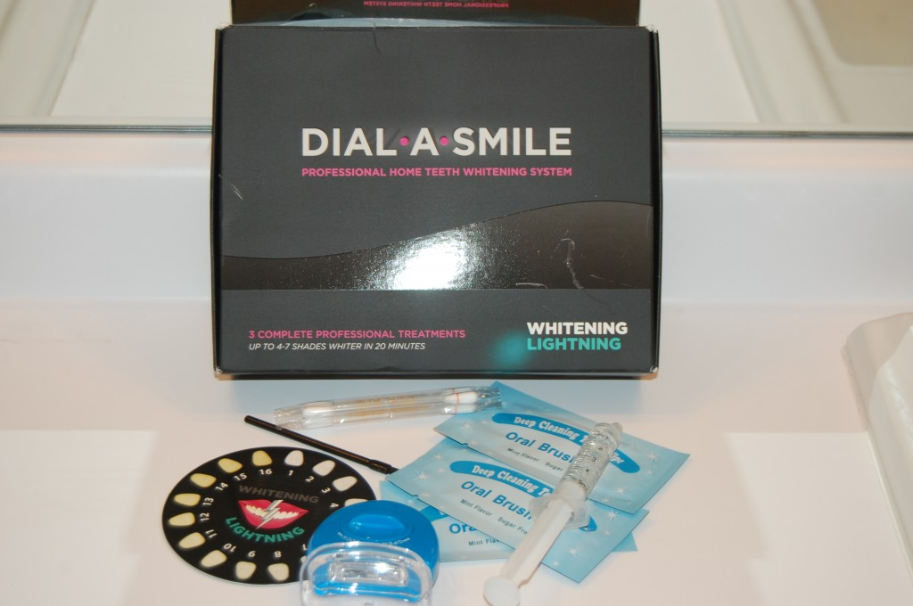 Whitening Lightning Dial A Smile Review: