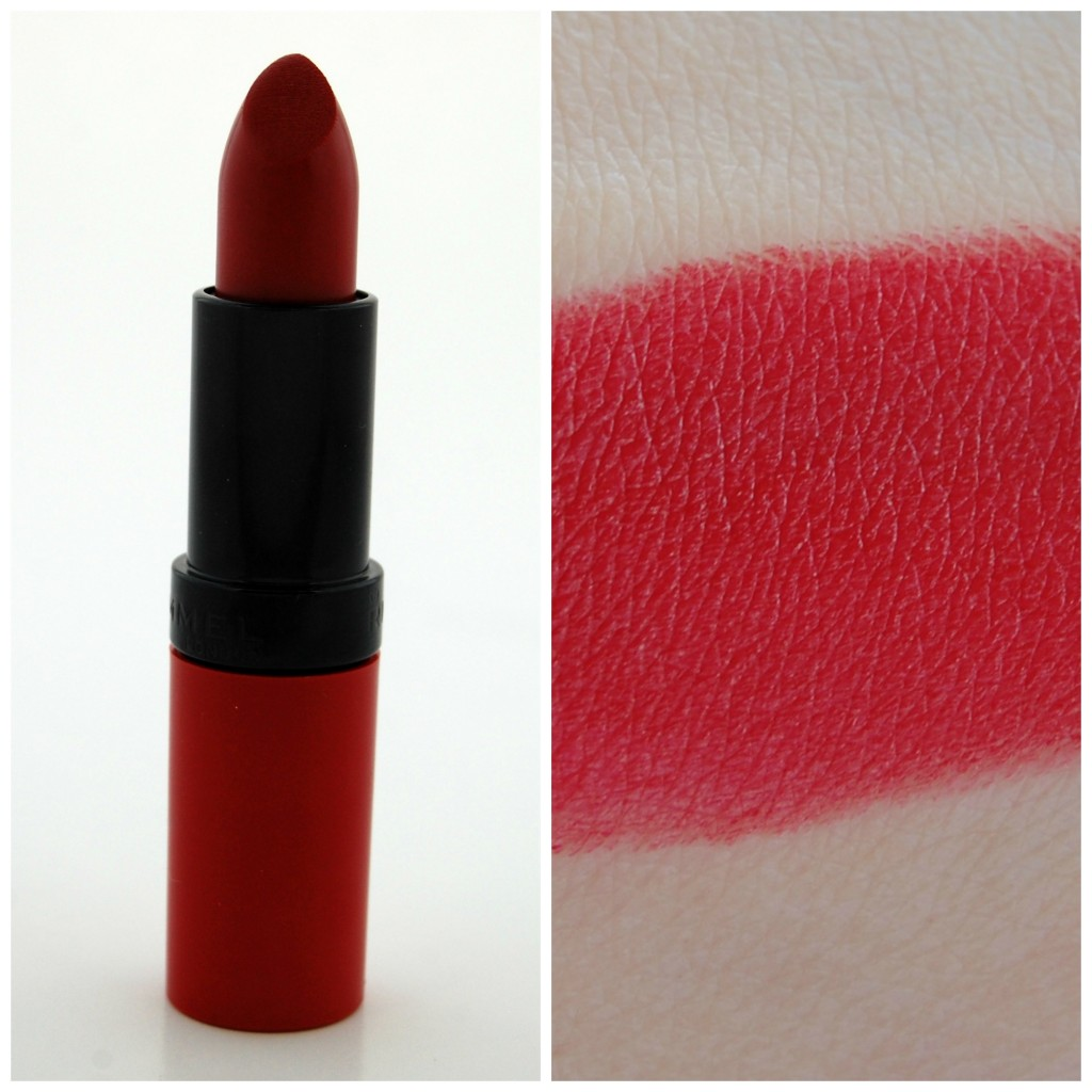 Kate Moss, Rimmel London, Lipstick, Red lipstick, Rimmel London Lasting Finish Matte Lipstick Kate Moss, Rimmel by Kate, Kate Moss Lipstick, kate moss lipstick, rimmel kate, Rimmel Lasting Finish Matte