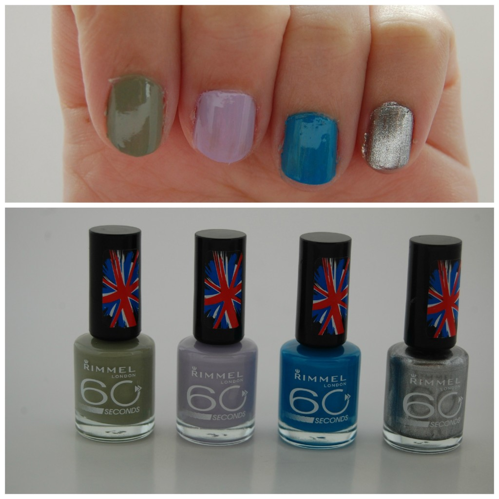 Rimmel 60 sec nail polish, 60 Seconds Nail Polish, rimmel polish, canadian beauty blogger, canadian fashionista