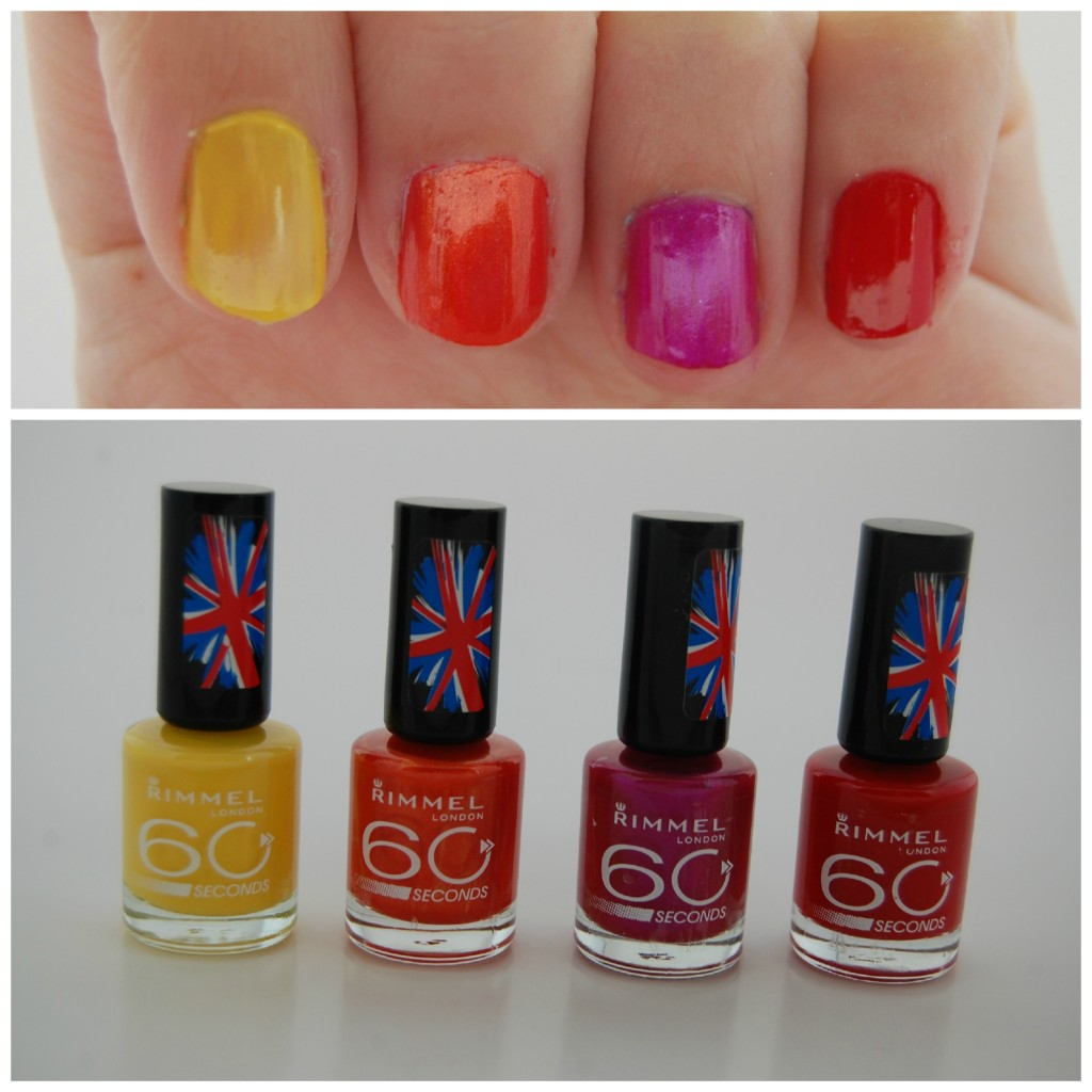 Rimmel 60 sec, 60 Seconds Nail Polish, Rimmel 60 Seconds Nail Polish, rimmel nail polish review