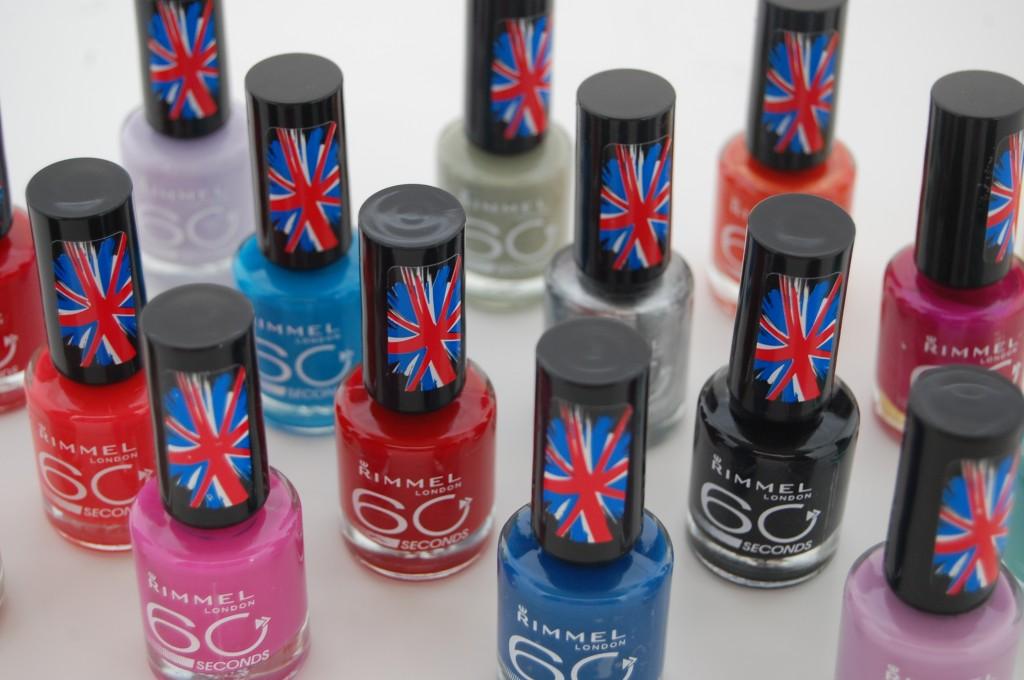 Rimmel, 60 second polish, 60 Seconds Nail Polish, 60 Seconds Nail Polish, rimmel nail polish, canadian beauty blog