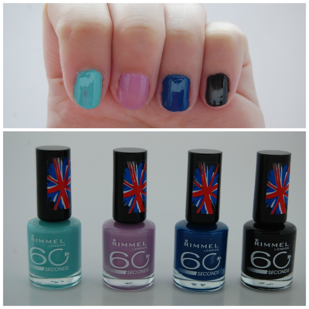 Rimmel 60 sec swatch, 60 Seconds Nail Polish swatch, rimmel 60 Seconds Nail Polish swatch