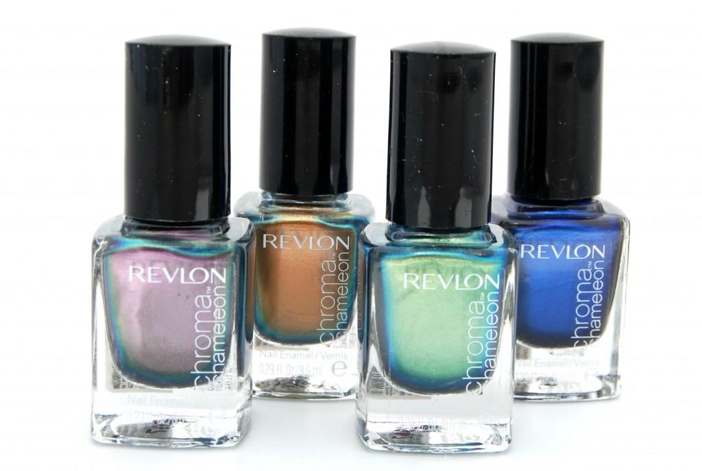 Revlon Chroma Chameleon Collection Review
