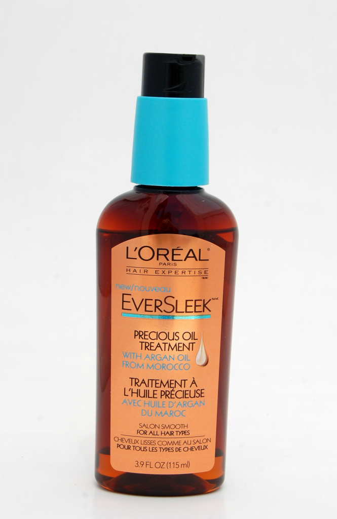 L'Oreal Eversleek Precious Oil Treatment
