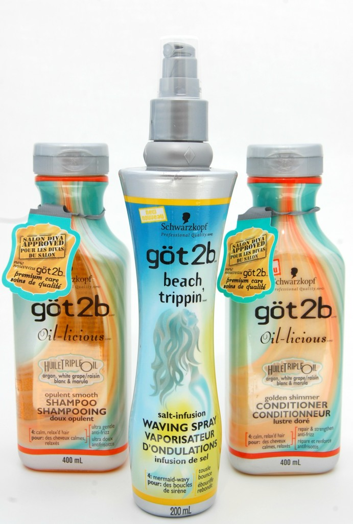 göt2b Oil-licious Shampoo and Conditioner Review