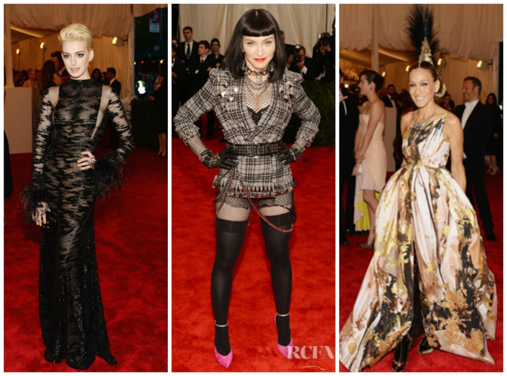 65th annual Met Gala PUNK: Chaos to Couture