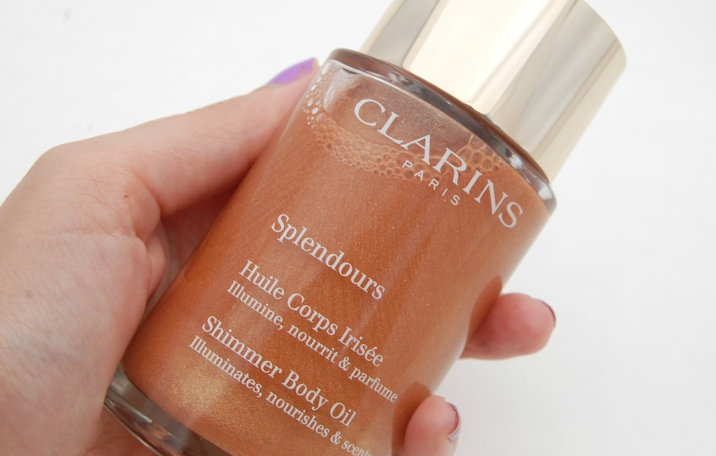 Clarins Body Oil (2)