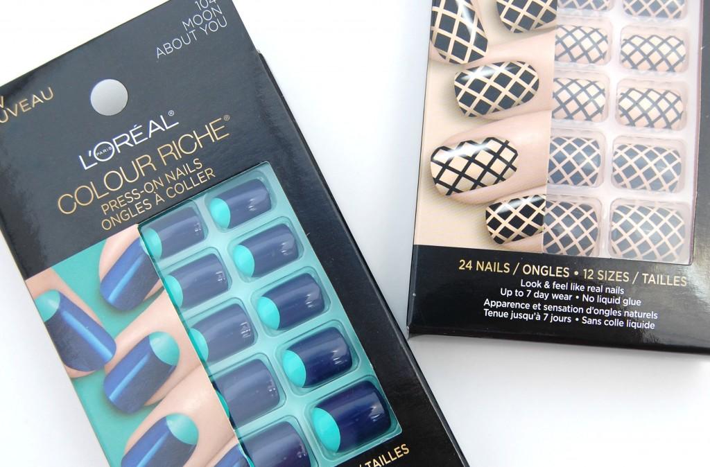 L'Oreal Paris Colour Riche Nail Press-On