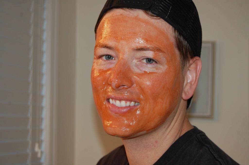Montagne Jeunesse's Dirt & Grime Clean Mask (11)