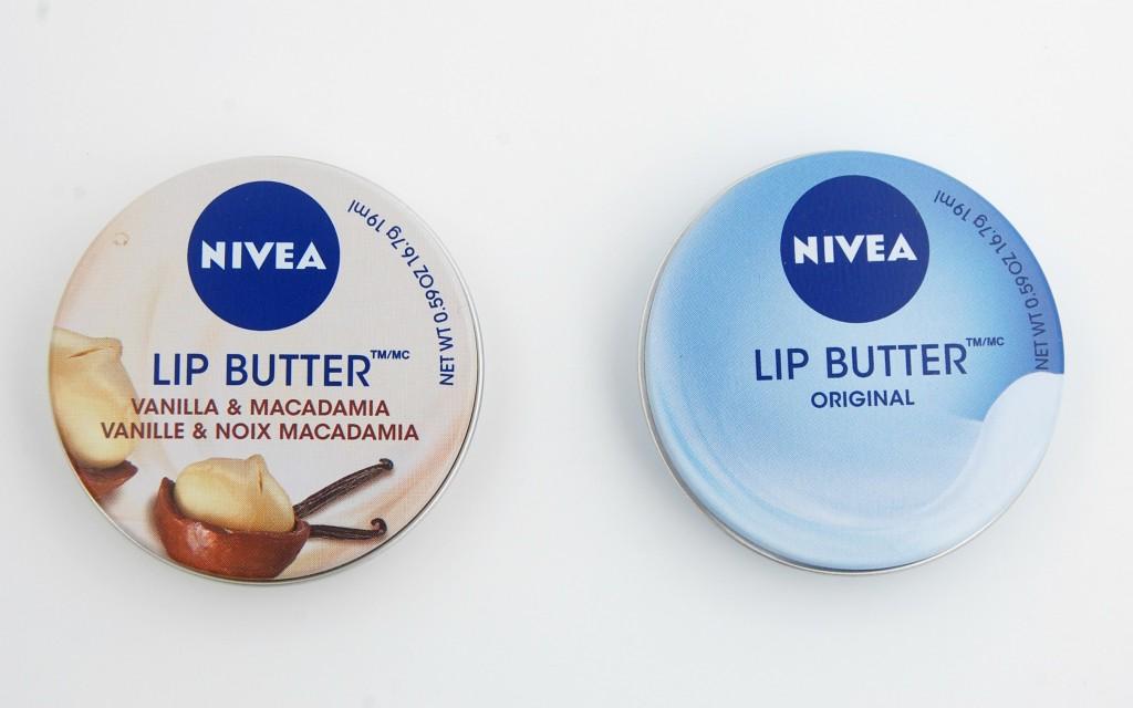 Nivea Lip Butter (1)