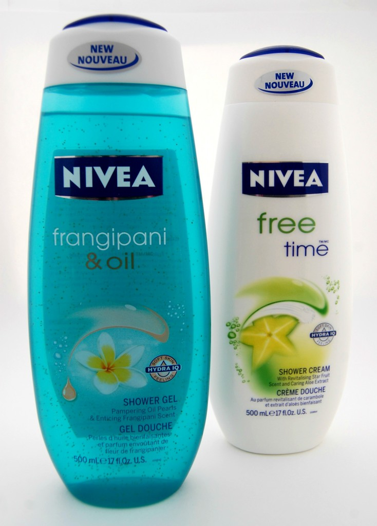 Nivea Shower (2)