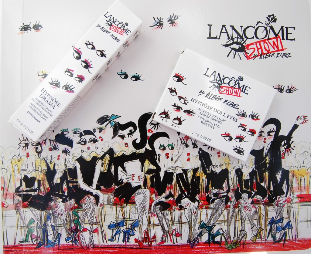 The Lancôme Show by Alber Elbaz Collection  (1)