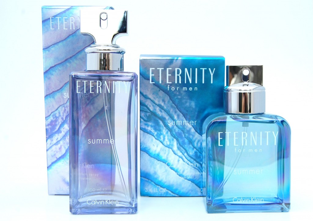 Calvin Klein Eternity Summer 2013 Collection