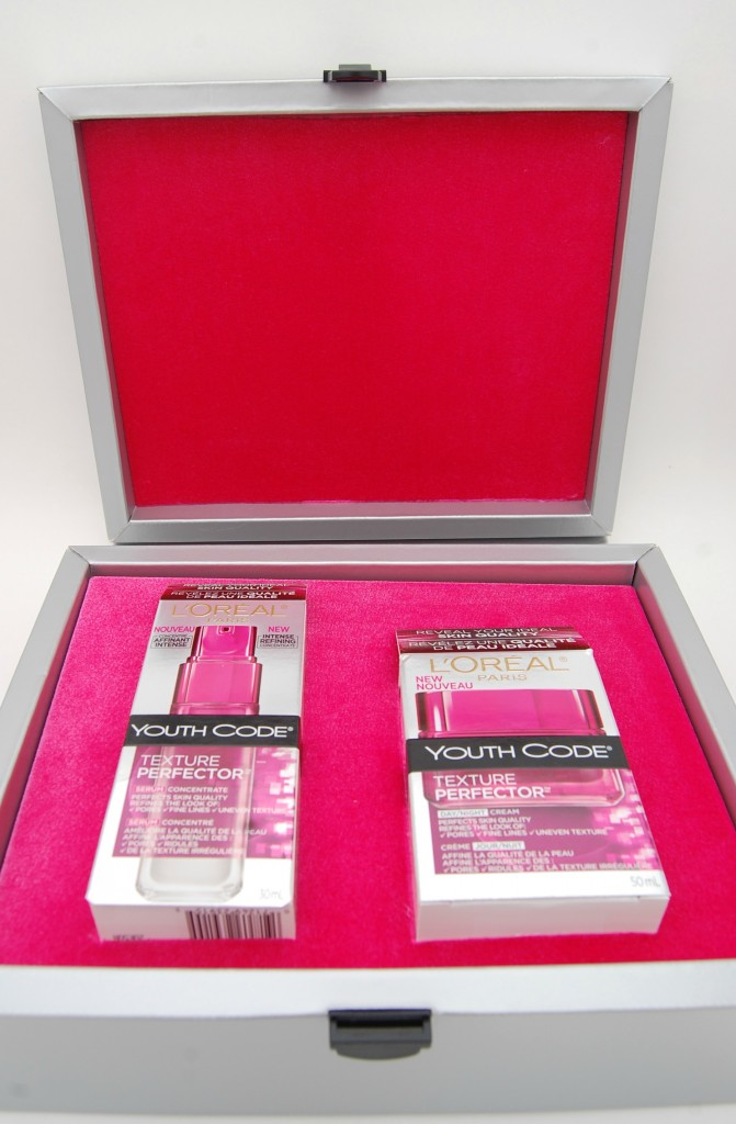 L'Oreal Paris Youth Code Texture Perfector Line