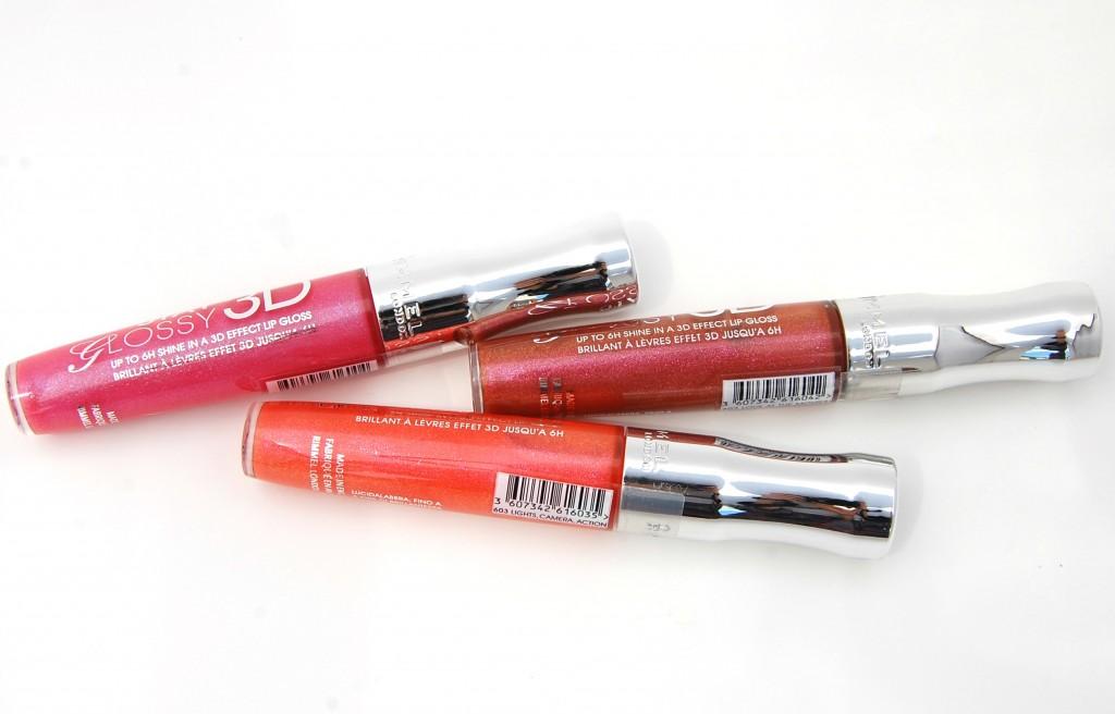 Rimmel Stay Glossy 3D Lip Gloss  (1)