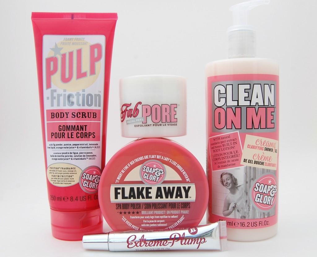 Soap & Glory (1)