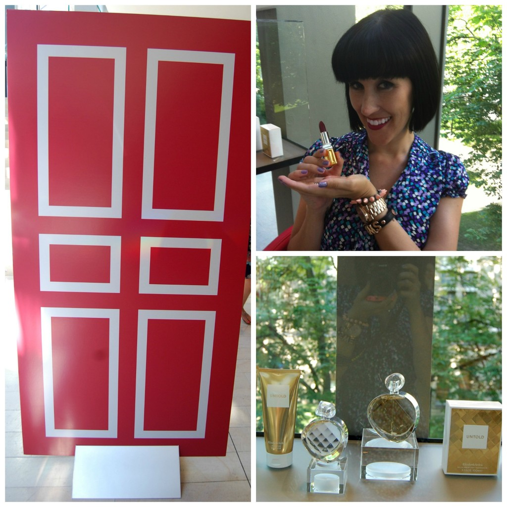 Elizabeth Arden's Untold Launch Party