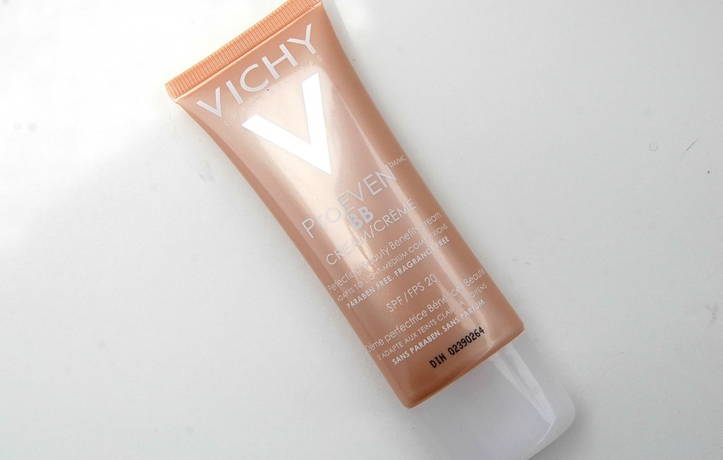 Vichy ProEven BB Cream  (1)
