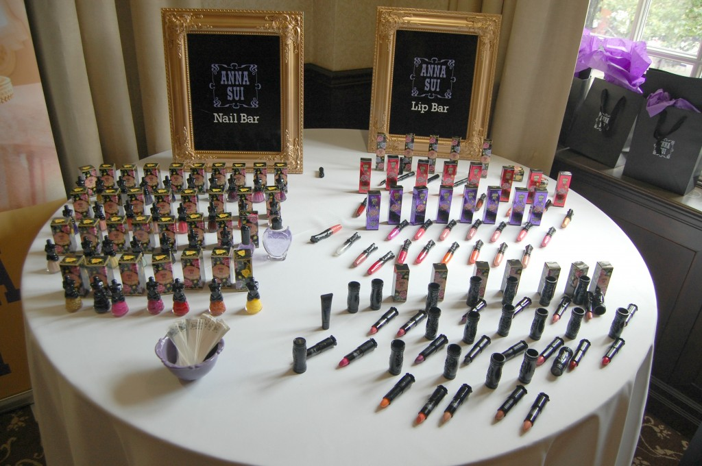 Re-Launch of Anna Sui for Fall 2013