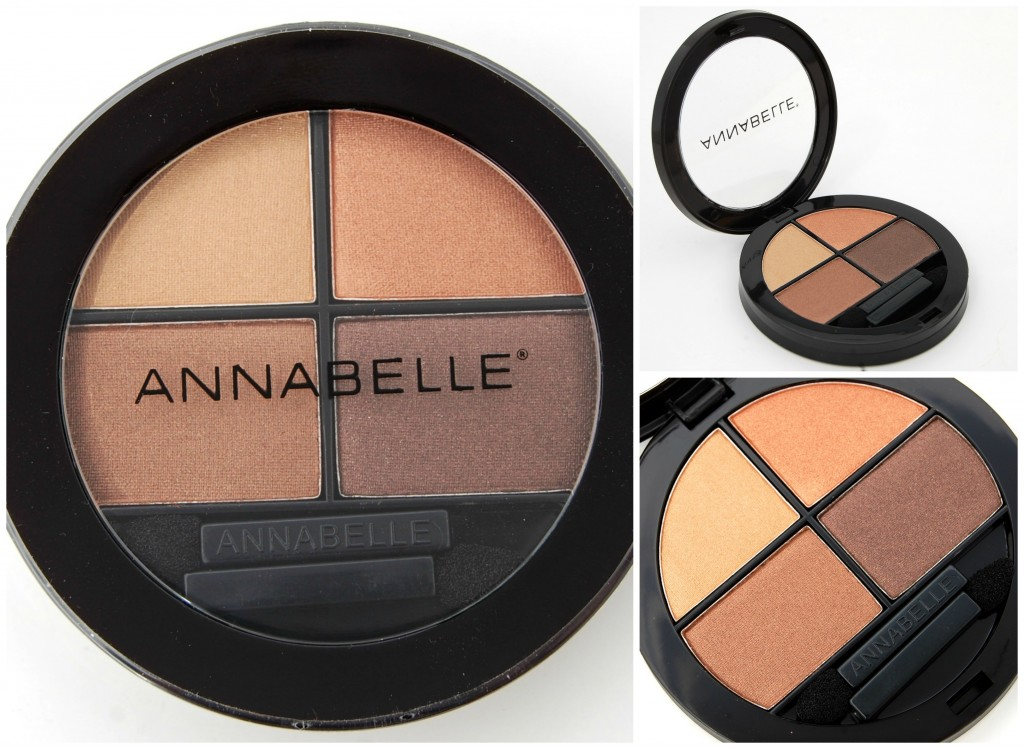 Annabelle Eyeshadow Quad