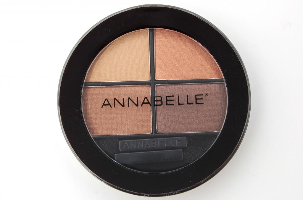 Annabelle Eyeshadow Quad  (1)