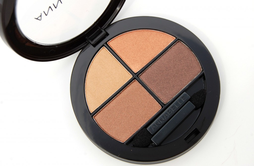 Annabelle Eyeshadow Quad , Annabelle Eyeshadow Quad in Chai, Chai, Chai