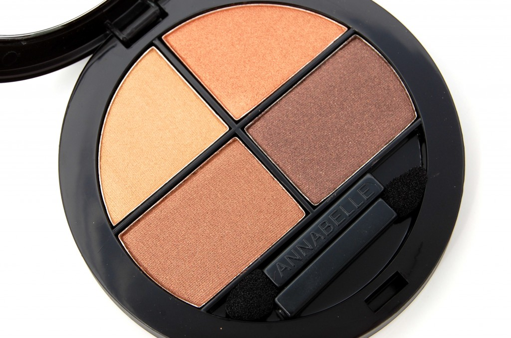 Annabelle Eyeshadow Quad  (4)