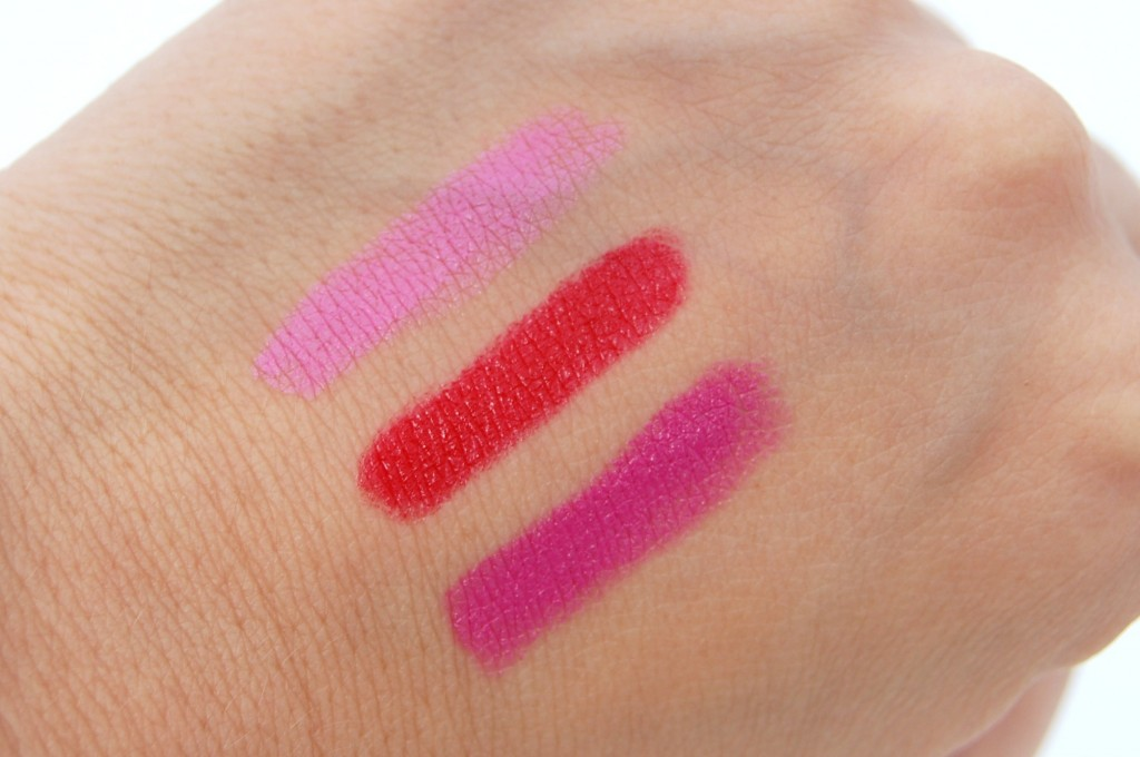 Annabelle Twist Up Retractable Lipstick Crayon  (7)