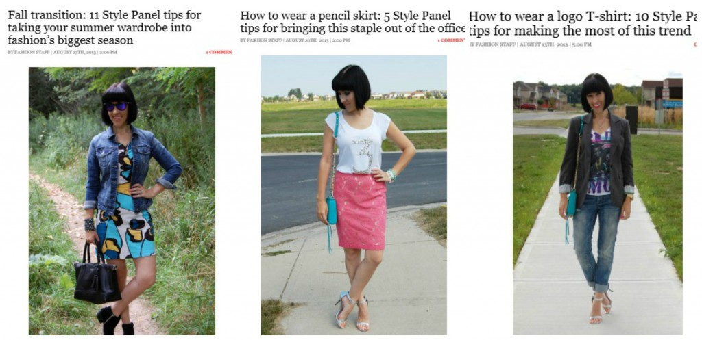 August Style Panel