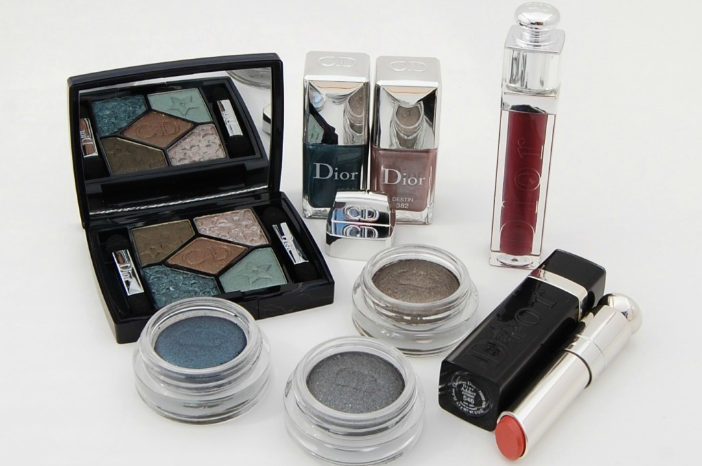 Dior Mystic Metallics for Fall 2013