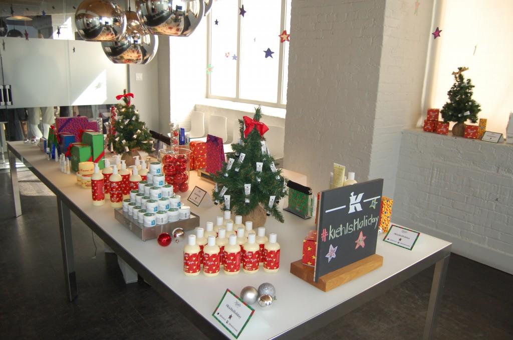 Kiehl's A Wonderland of Giving  (3)