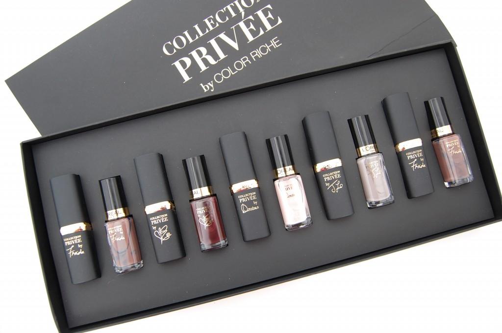 L'Oreal Collection Privée Colour Riche