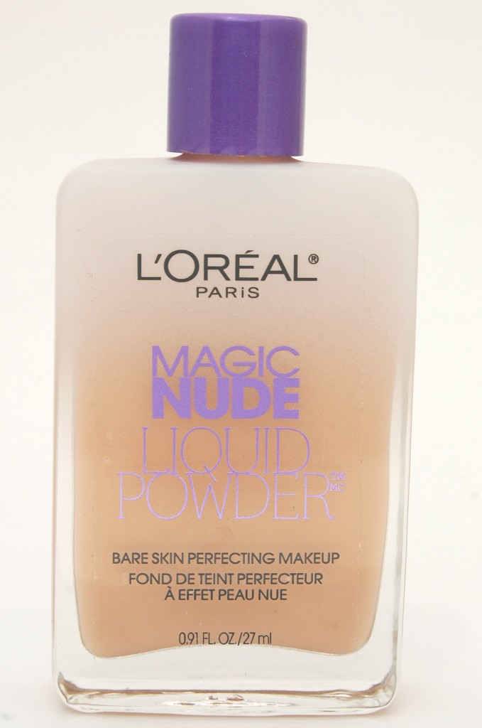 L'Oreal Magic Nude Liquid Powder Foundation  (1)