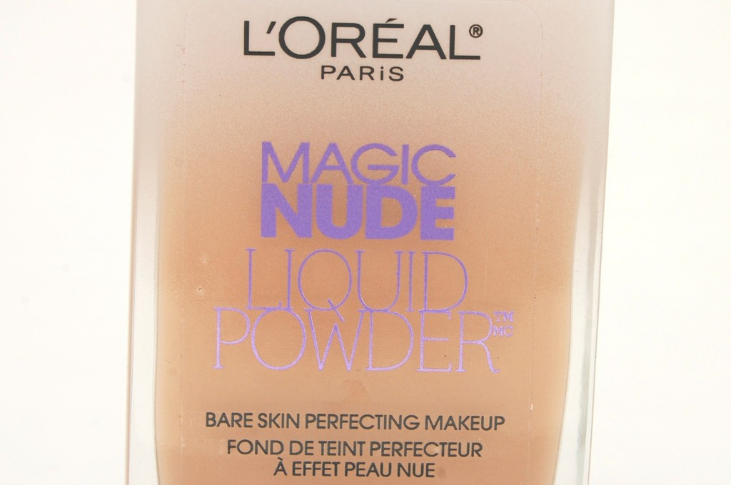 L'Oreal Magic Nude Liquid Powder Foundation  (2)
