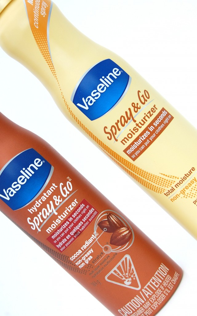 Vaseline Spray & Go Moisturizer  (2)