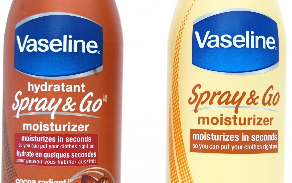 Vaseline Spray & Go Moisturizer  (3)