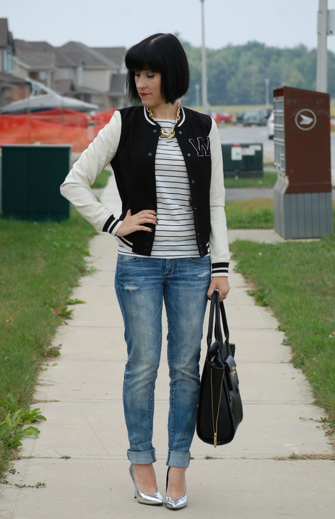 September 18th, 2013- Varsity Jacket