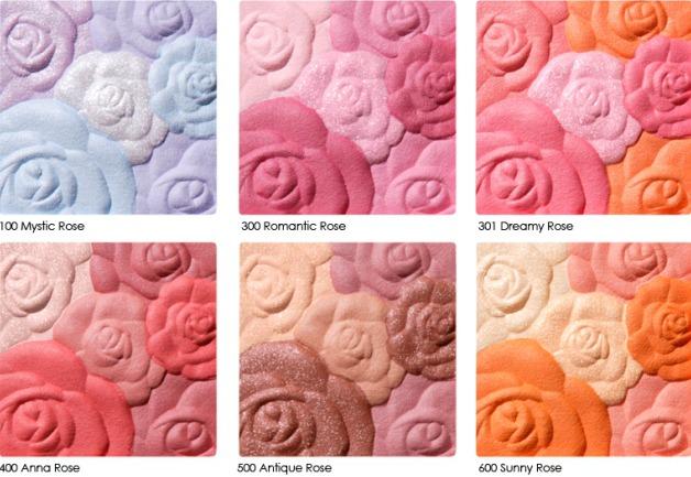 Anna Sui Rose Cheek Color.