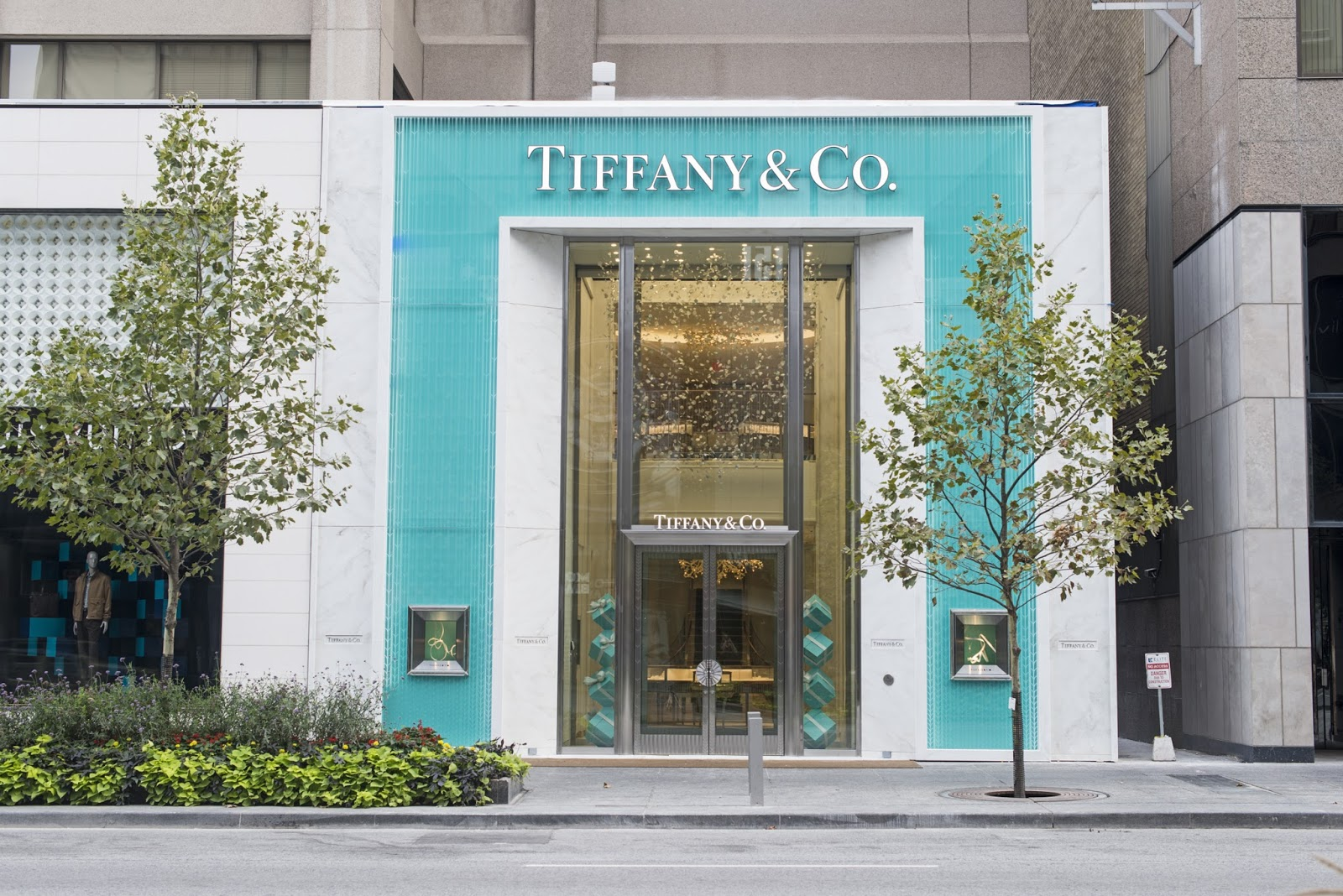 Breakfast At Tiffany S Building