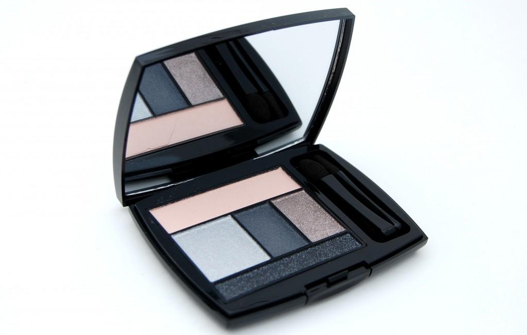 Lancôme Color Design Eye Brightening All-In-One Palette in Gris Fatale  (3)