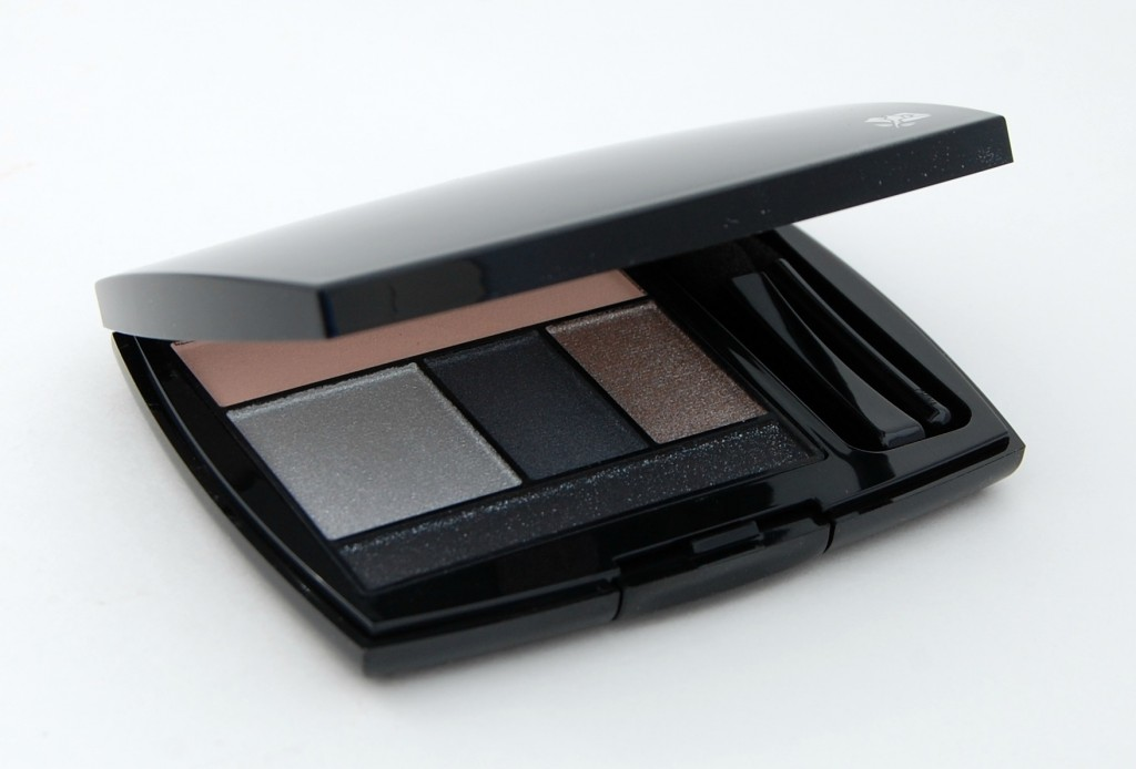 Lancôme Color Design Eye Brightening All-In-One Palette in Gris Fatale  (2)