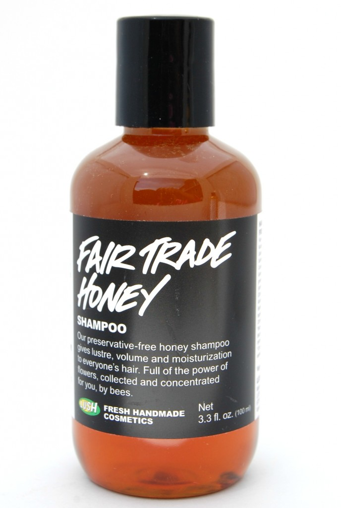 Lush Fair Trade Honey Shampoo
