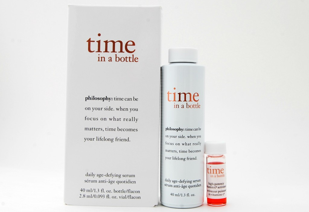 Philosophy's Time in a Bottle  (1)