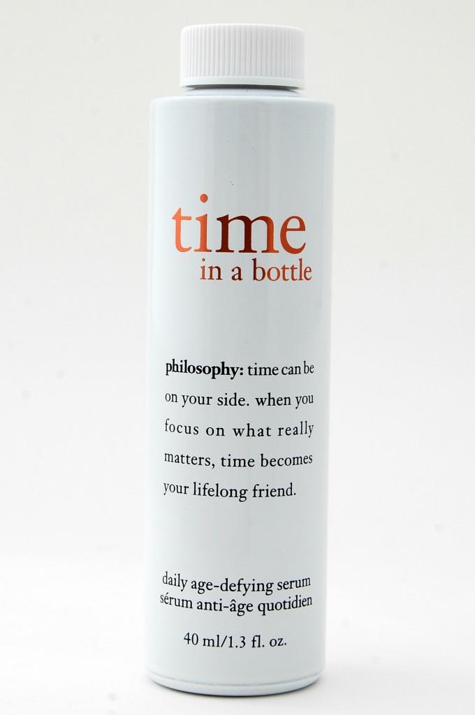 Philosophy's Time in a Bottle  (3)