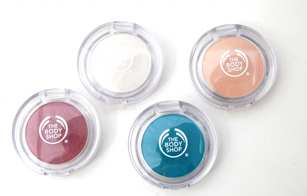 The Body Shop Colour Crush Eyeshadows  (1)